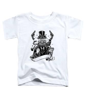 Carousel Toddler T-Shirts