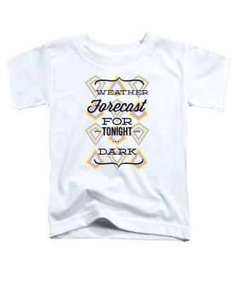 Atmosphere Toddler T-Shirts