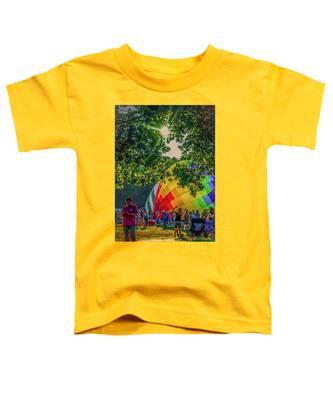 Balloon Fest Spirit Toddler T-Shirt