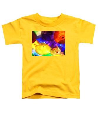 Celestial Glass 3 Toddler T-Shirt