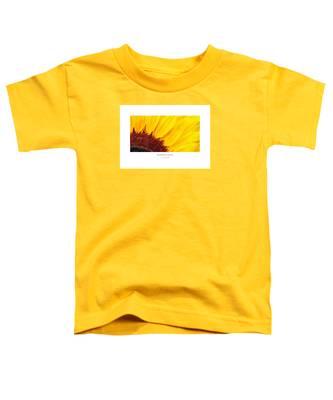 Summer Gold Toddler T-Shirt