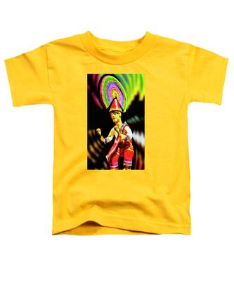 Mayan Dancer Toddler T-Shirt
