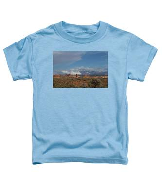 Arches National Monument Utah Toddler T-Shirt