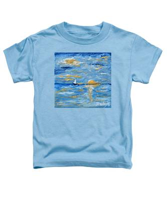 End Of The Storm Toddler T-Shirt