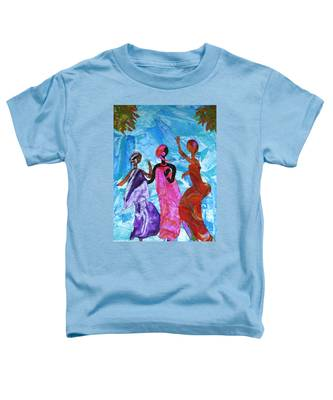 Joyful Celebration Toddler T-Shirt