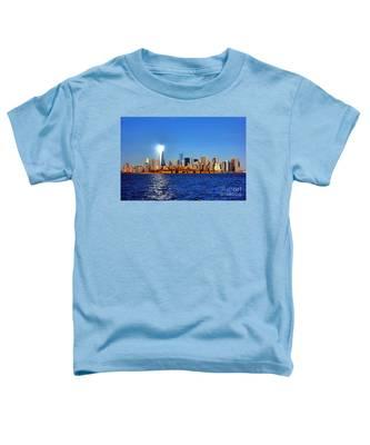 Lighthouse Manhattan Toddler T-Shirt