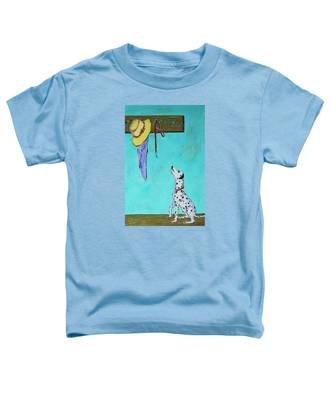 Ready To Go Out Toddler T-Shirt