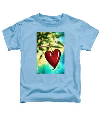 The Fruit Of The Spirit Toddler T-Shirt