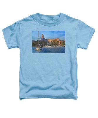 The Vinoy Park Hotel Toddler T-Shirt