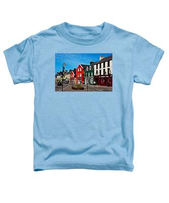 Dingle Bay Color Toddler T-Shirt
