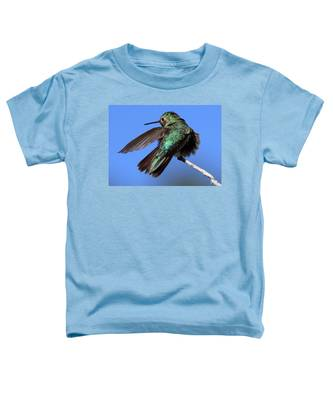He Went That Way Toddler T-Shirt