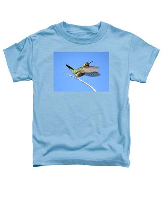 Showing My Beauty Toddler T-Shirt