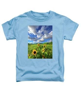Autumn Is Near Toddler T-Shirt