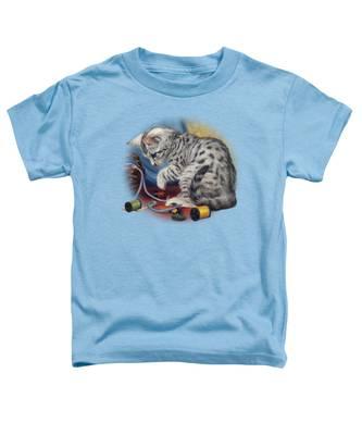 At Play Toddler T-Shirt