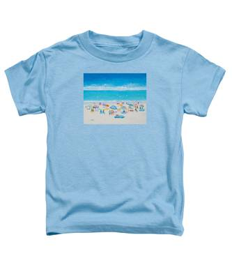 Beach Art - Fun In The Sun Toddler T-Shirt