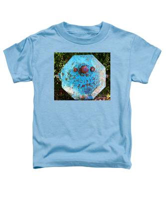 Fire Hydrant #3 Toddler T-Shirt