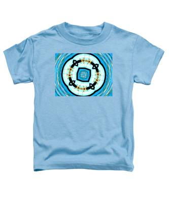 Geo 8 Toddler T-Shirt