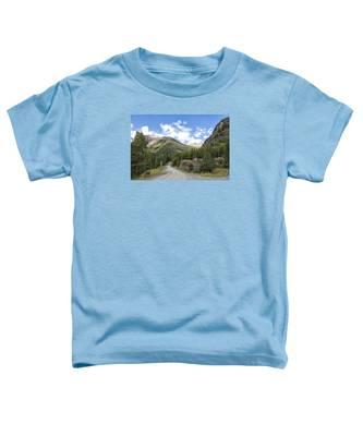 Mountain Crossroads Toddler T-Shirt