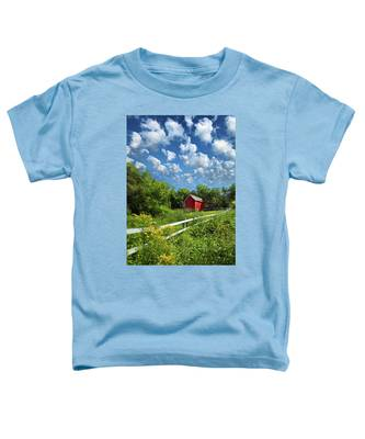 Noticing The Days Hurrying By Toddler T-Shirt