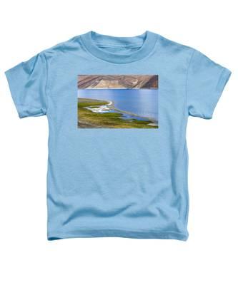 Pangong Tso, Ladakh, 2005 Toddler T-Shirt