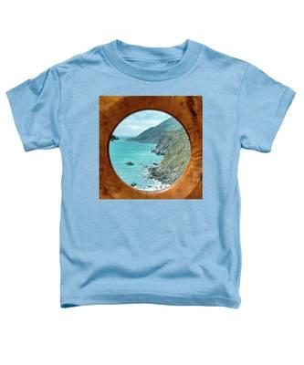 Ragged Point Toddler T-Shirt