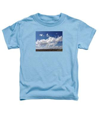 Running Hills Toddler T-Shirt