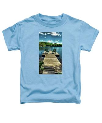 The Adirondacks Toddler T-Shirt