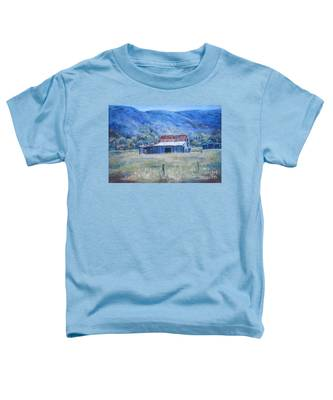 Warby Hut Toddler T-Shirt