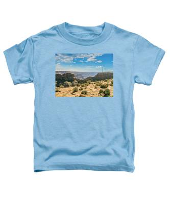 Eagle Rock, Grand Canyon. Toddler T-Shirt