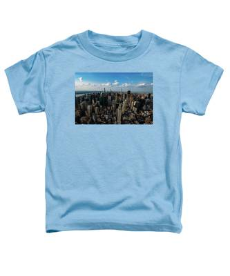 New York City Toddler T-Shirt