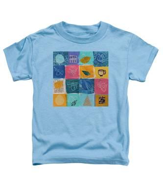 Tea Box One Toddler T-Shirt