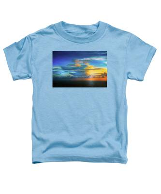 Thunder At Sun Set Toddler T-Shirt