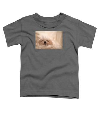Fresh From A Long Winter's Nap Toddler T-Shirt