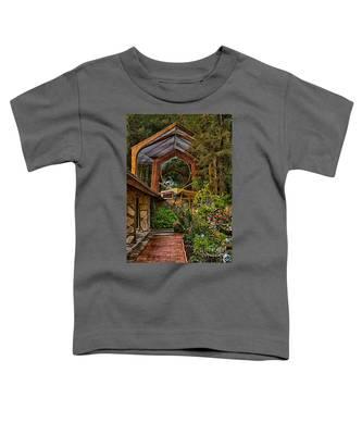 The Wayfarers Chapel Toddler T-Shirt