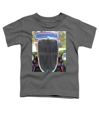 1933 Ford Grille Toddler T-Shirt