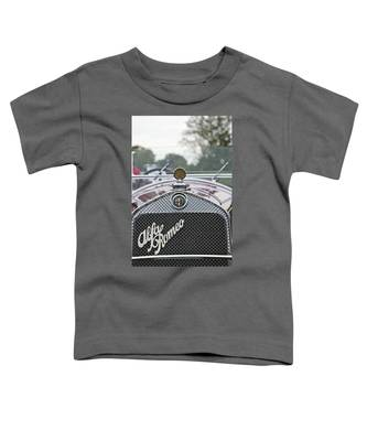 1931 Alfa Romeo Toddler T-Shirt