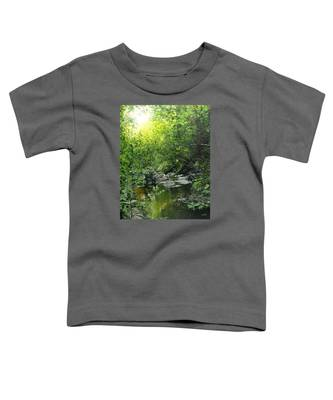 A Road Less Traveled Toddler T-Shirt