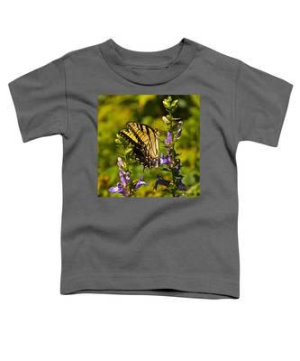 A Warm September Day In The Garden Toddler T-Shirt