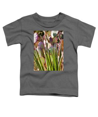 All Pointy And Sharp Toddler T-Shirt