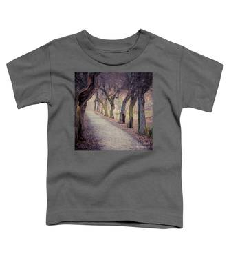 Alley - Square Toddler T-Shirt