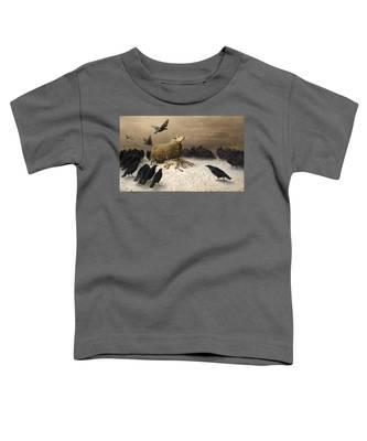 Anguish Toddler T-Shirt