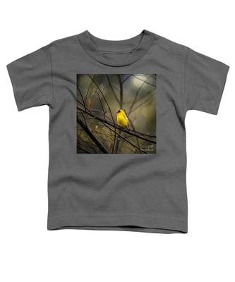April Showers In Square Format Toddler T-Shirt