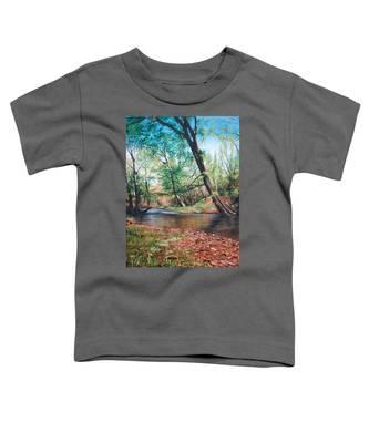 Bull Creek Toddler T-Shirt