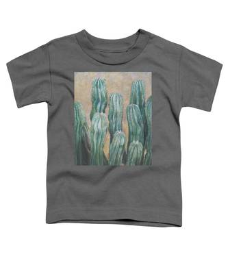 Cacti Toddler T-Shirt