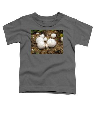 Common Puffball Dewdrop Harvest Toddler T-Shirt