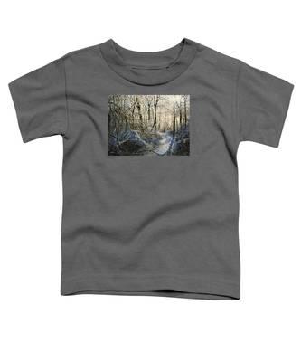 Crystal Path Toddler T-Shirt