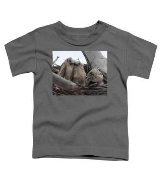 Cuddling Up Toddler T-Shirt