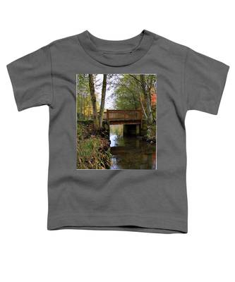 Foot Bridge Toddler T-Shirt