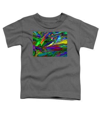 Galactic Storm Toddler T-Shirt