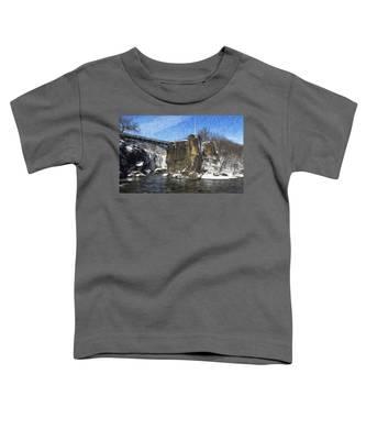 Great Falls Painted Toddler T-Shirt